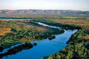 Ord-River--Dam