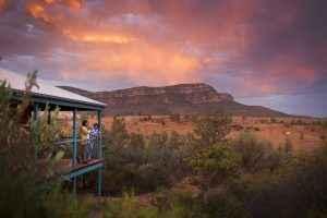 Flinders Ranges - Outback Tours - Bill Peach Journeys