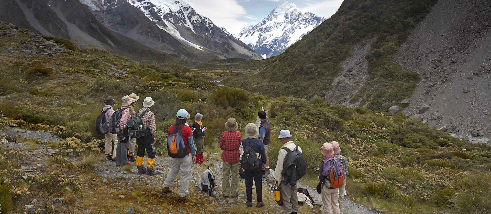 Solo Traveller Tours New Zealand