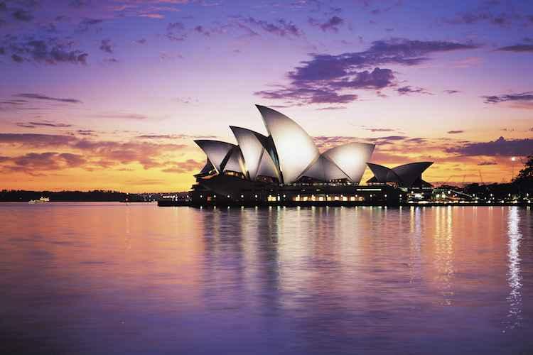 Evita Sydney Opera House