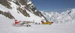 Glacier - New Zealand - Bill Peach Journeys