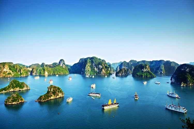 Splendours of Vietnam