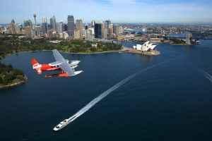 Sydney Seaplanes 750