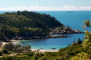 Magnetic Island - Arthur Bay perfect snorkelling of the Great Barrier Reef – luxury short breaks on a private aircraft