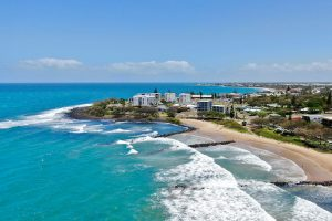 Bargara Beach - beautiful beaches and friendly locals – luxury short breaks on a private aircraft