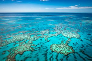 Great Barrier Reef - largest coral reef system in the world – luxury short breaks on a private aircraft