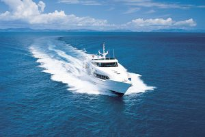 Hayman Island - launch transfer over to the island – luxury short breaks on a private aircraft