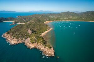 Magnetic Island - views of Horseshoe Bay – Bill Peach Journeys