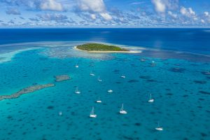 Lady Musgrave - explore the famous great barrier reef – luxury short breaks on a private aircraft