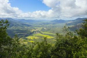 Pioneer Valley - Views of the valley in Eungella National Park – Luxury Short Breaks
