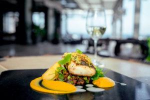 Gourmet Meal - delicous food and wine – luxury short break