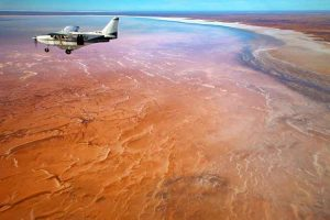 Lake Eyre - South Australia -Bill Peach Journeys