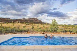 Flinders Ranges - Rawnsley Park - South Australia