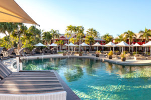 Broome - Cable Beach Club Resort Ocean Pool - Luxury outback tour