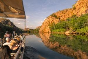 Katherine - Nitmiluk National Park cruise - Luxury Private Air Tour