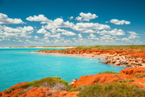 Broome - Guntheaume Point at high tide - Luxury outback tour