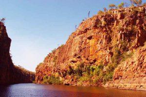 Katherine Gorge - Northern Territory - Bill Peach Journeys