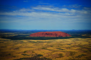 Uluru - Colours of the outback - Bill Peach Journeys