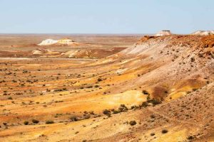 Coober Pedy - The opal capital of the world in the outback - luxury short breaks on private aircraft