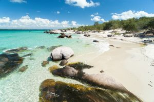 Groote Eylandt, Northern Territory - crystal clear waters and empty beaches - Luxury Private Australian Air Tour