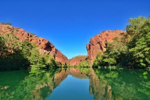 Lawn Hill National Park - an oasis in the outback - Luxury Private Australian Air Tour