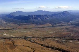 Wilpena Pound - iconic natural amphitheatre, Ikara (Wilpena Pound) - Luxury Private Australian Air Tour