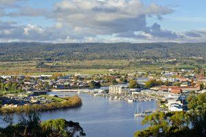 Launceston - vibrant hub for food and wine - Luxury Private Air Tour Tasmania
