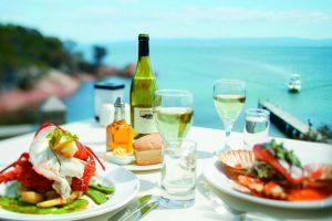 Seafood - Freycinet Lodge - Tasmania