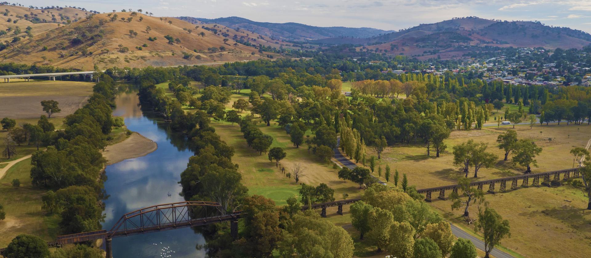 Springtime in the NSW Riverina
