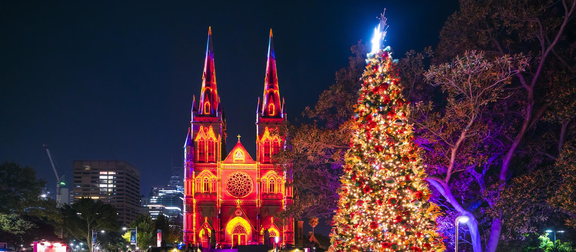 Christmas in Sydney