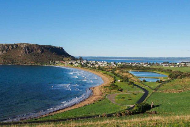 North Est Tasmania - Stanley - Bill Peach Luxury Tours