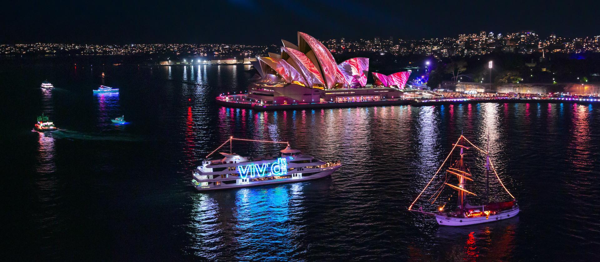 Vivid Sydney & Newcastle