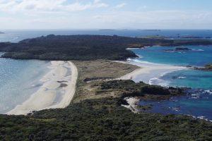 Stewart Island - Paterson Inlet - Luxury short breaks New Zealand