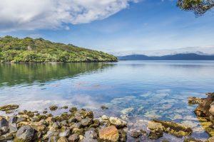 Stewart Island - Half Moon Bay - Luxury short breaks South Island