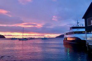 Stewart Island - Oban Wharf - Luxury short breaks South Island
