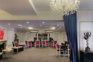 Queenstown - Sofitel Hotel reception - Luxury short breaks South Island