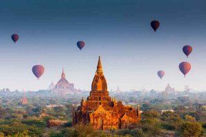 Myanmar - Singles tour - Bill Peach Journeys