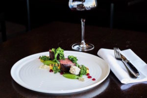 Queenstown - True South Dining Room, fine food and wine - Luxury solo tours