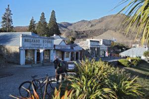 Cromwell - historic precinct of Old Cromwell Town - Luxury short breaks New Zealand
