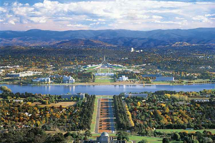 Canberra & the Alpine Way