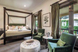 Adelaide - Mount Lofty House Piccadilly Garden rooms - luxury short breaks South Australia
