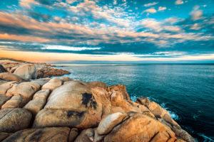 Fleurieu Peninsula - rugged coastline and stunning beaches - luxury short breaks South Australia