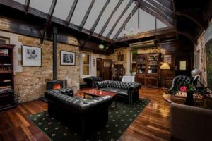 Adelaide - Mount Lofty House old world charm in manor rooms - luxury short breaks South Australia