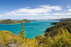 Abel Tasman National Park - golden beaches, sculptured granite cliffs - Luxury short breaks New Zealand