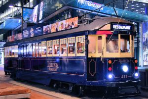 Christchurch - Colonial Tramway Restaurant - Luxury solo tours