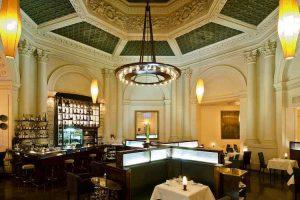 Wellington - Logan Brown multi award-winning restaurant - Luxury solo tours