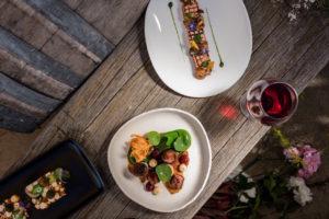 Hobart - Frogmore Creek Winery gourmet food - Luxury short breaks Tasmania