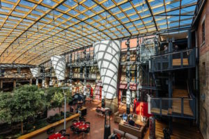 Hobart - Henry Jones Art Hotel Landscape Restaurant - Luxury solo tours