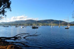 Port Cygnet - also known as the Port of Black Swans - Luxury short breaks Australia