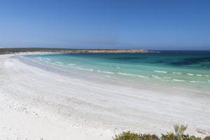 Coffin Bay - white sand beaches - luxury short breaks South Australia